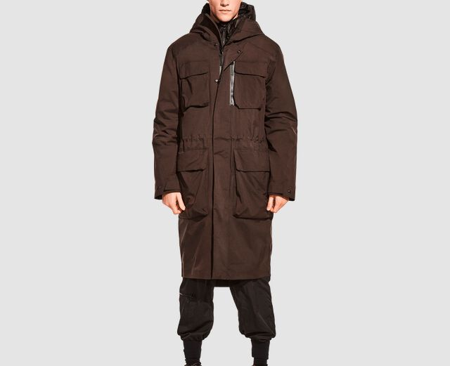 HUDSON YARDS PARKA M
