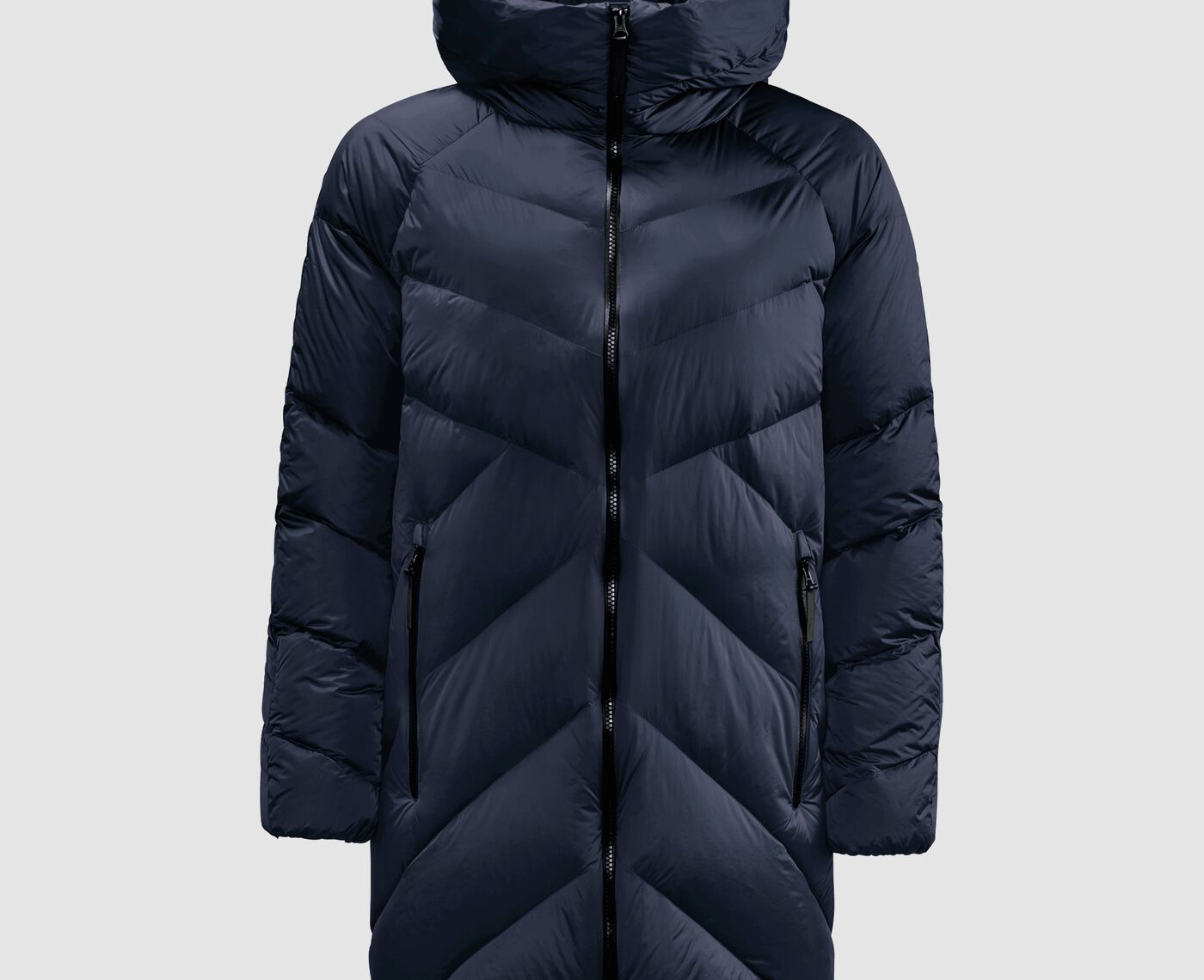 UPPER EAST LONG JACKET W