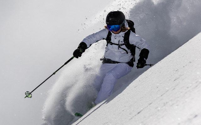 Frauen Wintersport