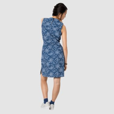 TIOGA ROAD PRINT DRESS