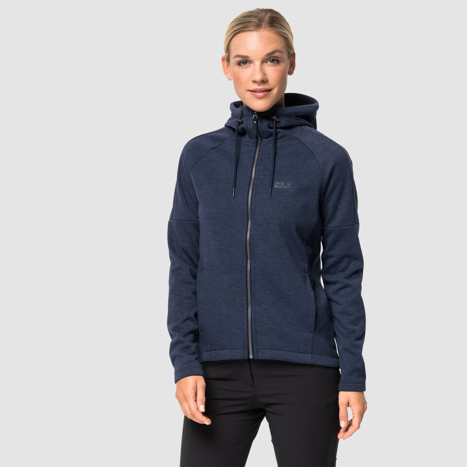 SKY THERMIC HOODED JKT WOMEN