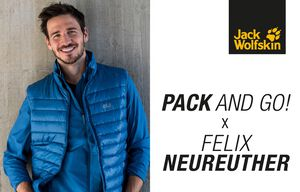 PACK AND GO! x Felix Neureuther