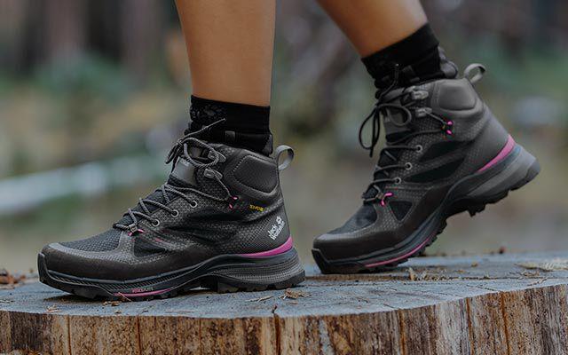 Femmes Chaussures de randonnée