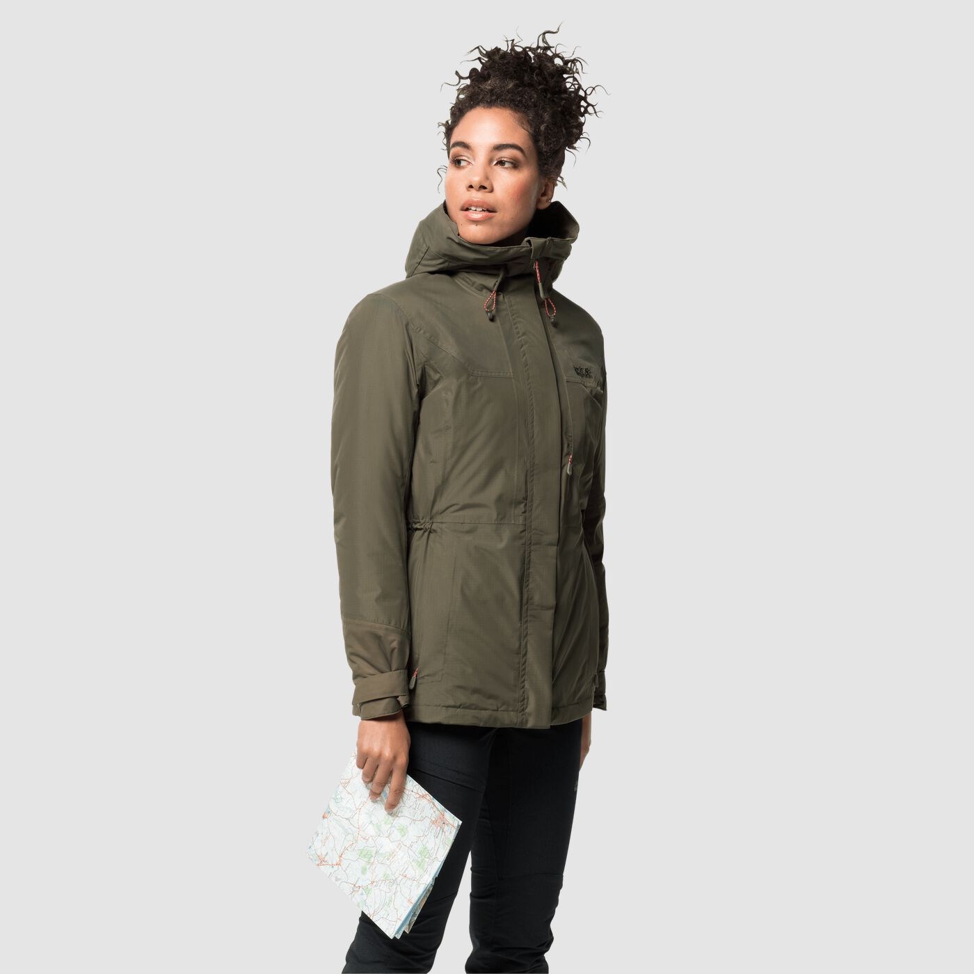 BRECON RANGE INSULATED JKT W
