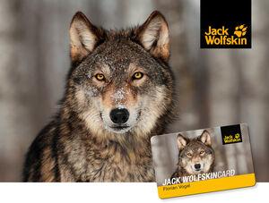 JACK WOLFSKIN CARDeröffnet Inhabern ab dem 11. Maieinzigartige Vorteilswelt