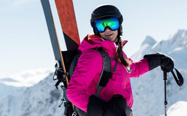 Frauen Ski
