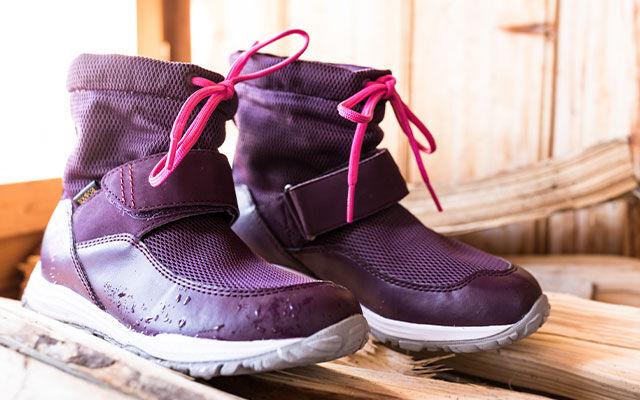 Kinder Wasserdichte Schuhe