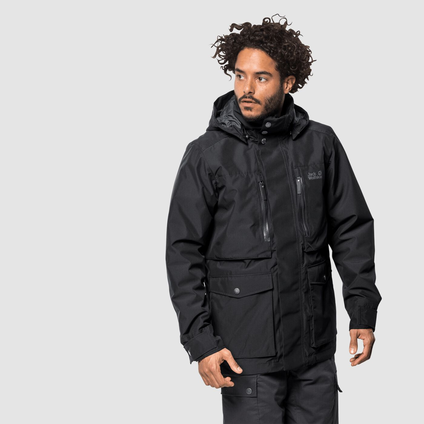 FIELD BAY JACKET
