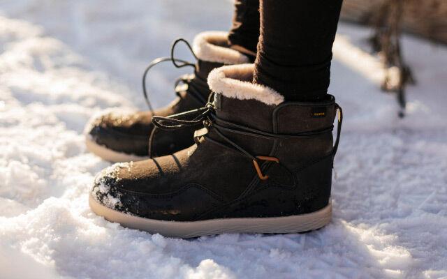 Frauen Winterstiefel
