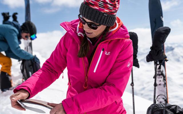 Femmes Vestes de ski