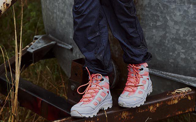 Enfants Chaussures imperméables