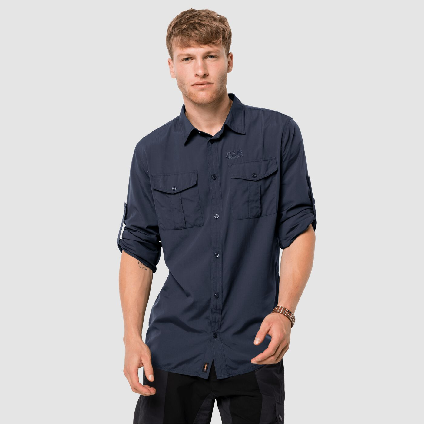 ATACAMA ROLL-UP SHIRT