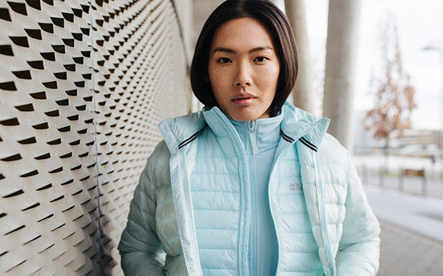 Frauen Jacken