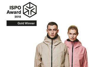 ISPO Award – Höchste Auszeichnung für THE STORM SHELL von WOLFSKIN TECH LAB
