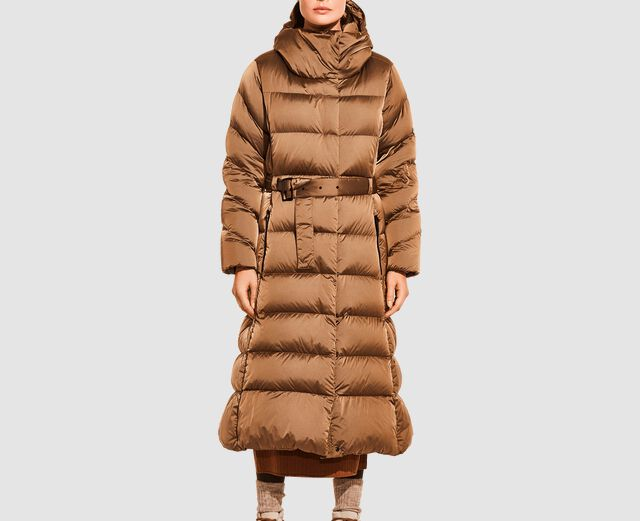 UPPER EAST COAT W