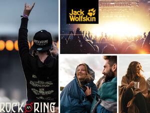 JACK WOLFSKIN startet mit Pimp-my-tent-Aktion in die Festival-Saison