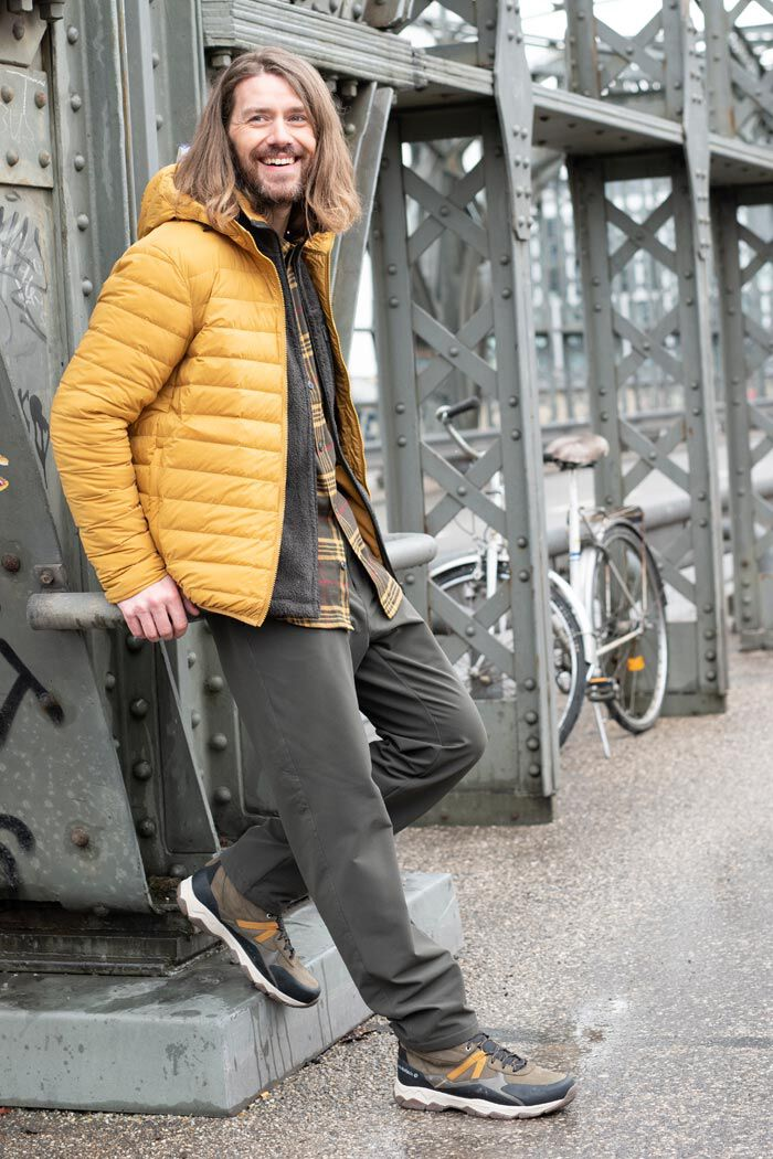 Mood image LEISURE OUTFIT MEN