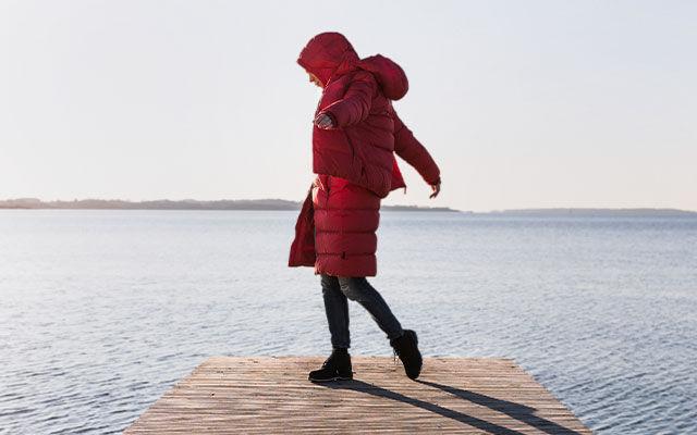 Frauen Winterjacken