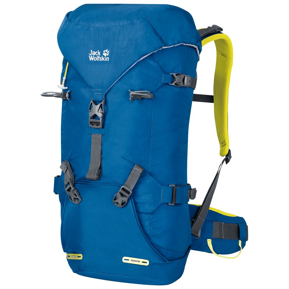 Image of Jack Wolfskin Alpinrucksack Mountaineer 32 one size blau electric blue