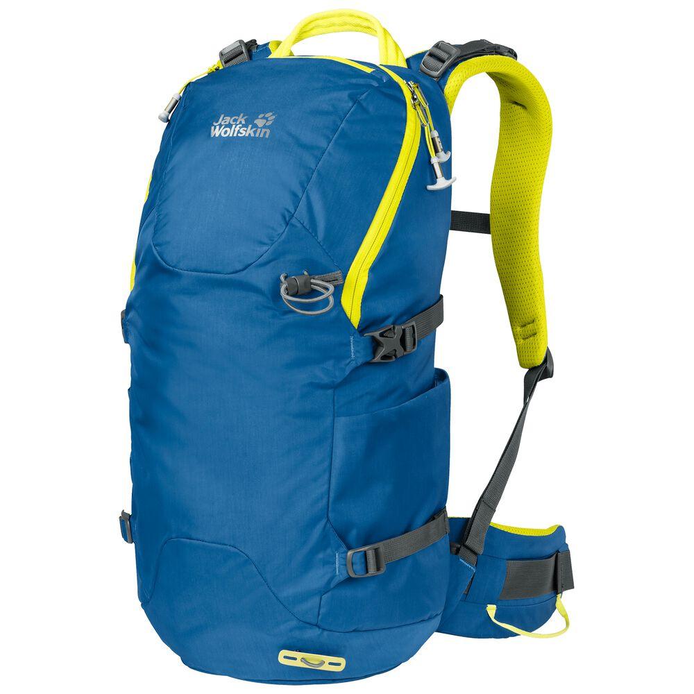 Image of Jack Wolfskin Alpinrucksack Mountaineer Liter one size blau electric blue