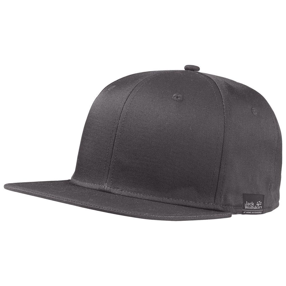 Image of Jack Wolfskin Basecap 365 Flat Cap one size dark steel dark steel