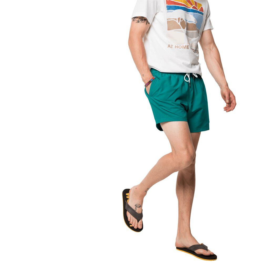 Image of Jack Wolfskin Badeshorts Männer Bay Swim Short Men S emerald green emerald green