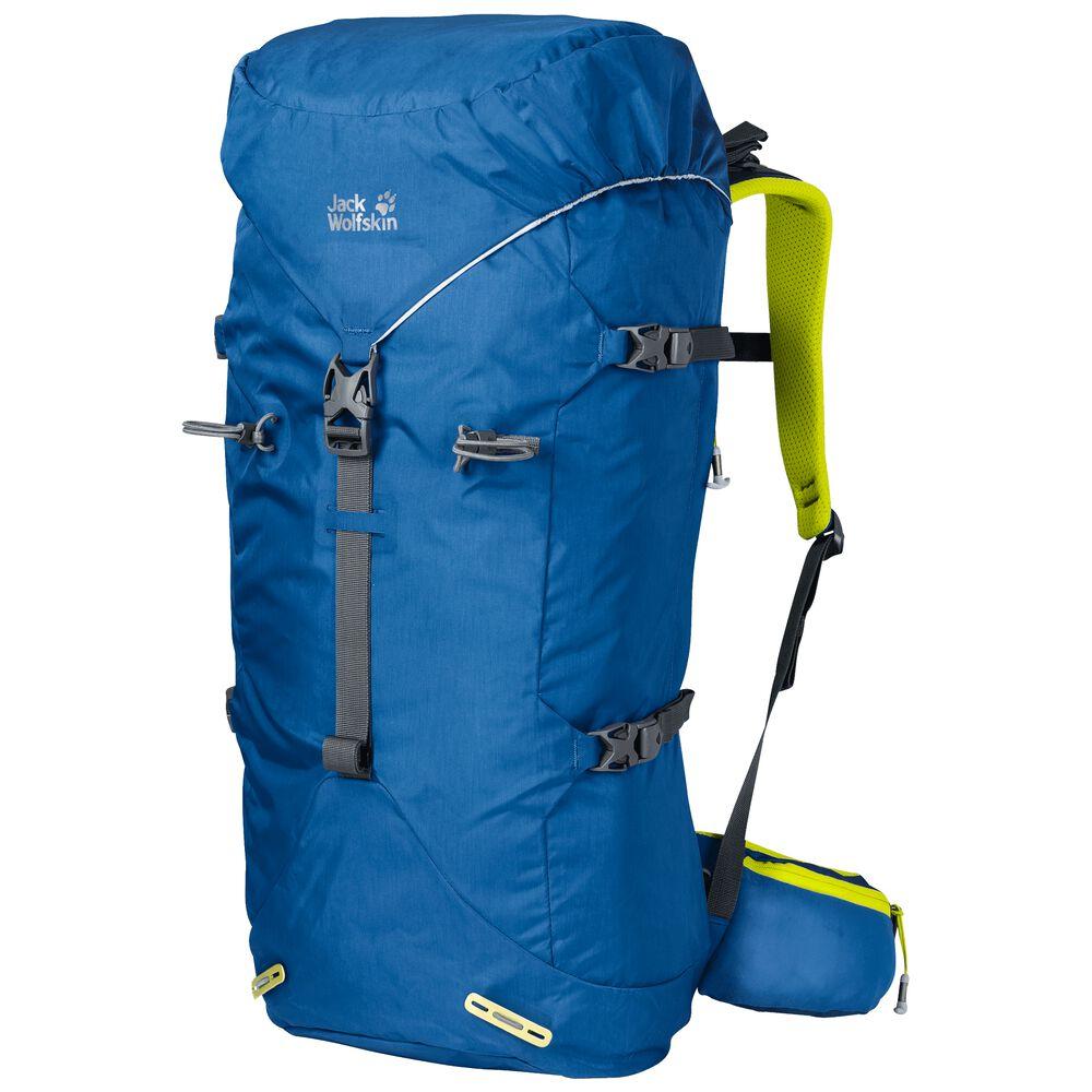 Image of Jack Wolfskin Alpinrucksack Mountaineer 42 one size blau electric blue