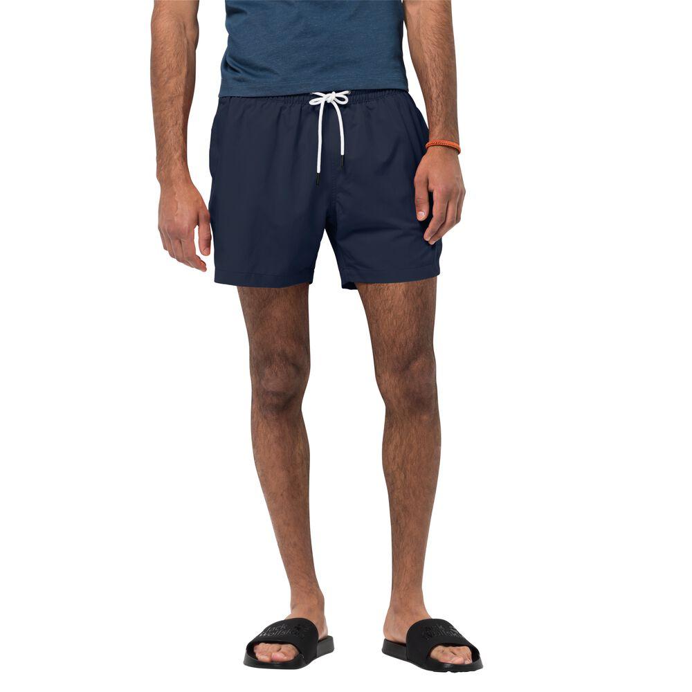 Image of Jack Wolfskin Badeshorts Männer Bay Swim Short Men S blau night blue