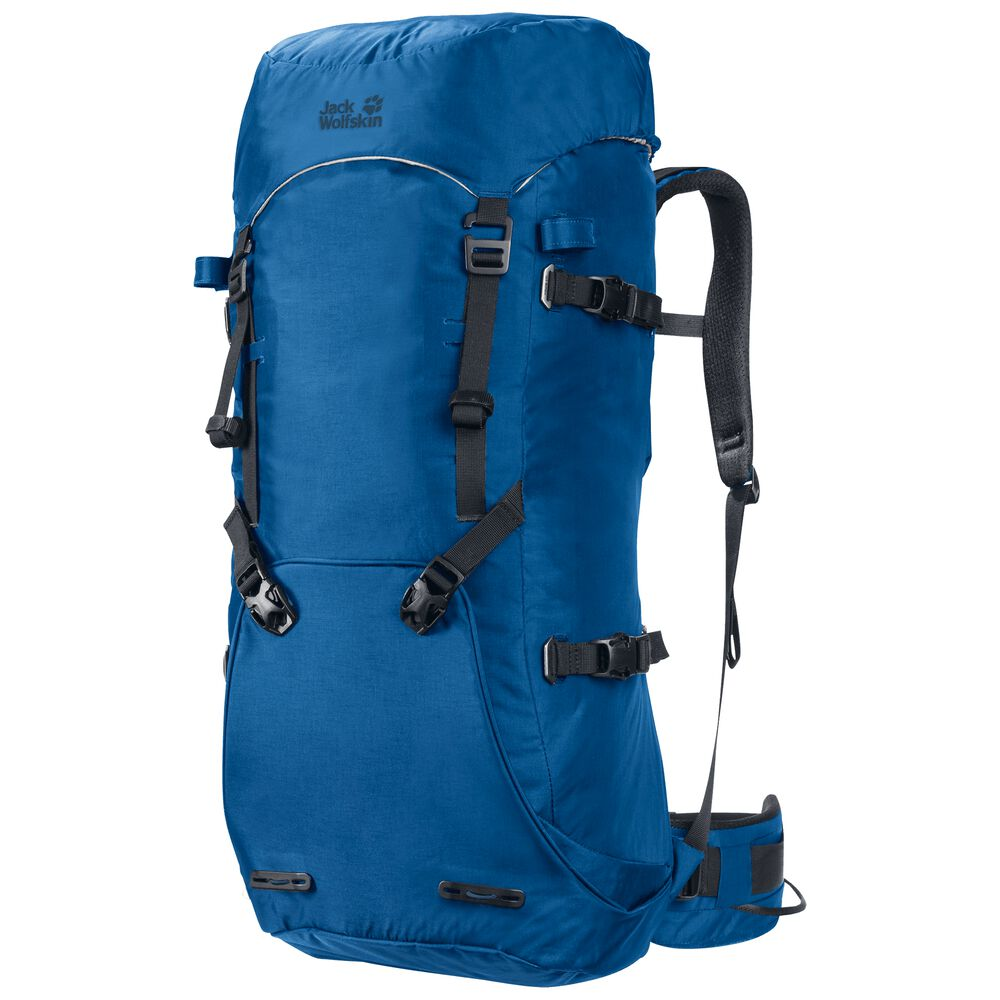 Image of Jack Wolfskin Alpinrucksack Mountaineer 42 one size blau electric blue