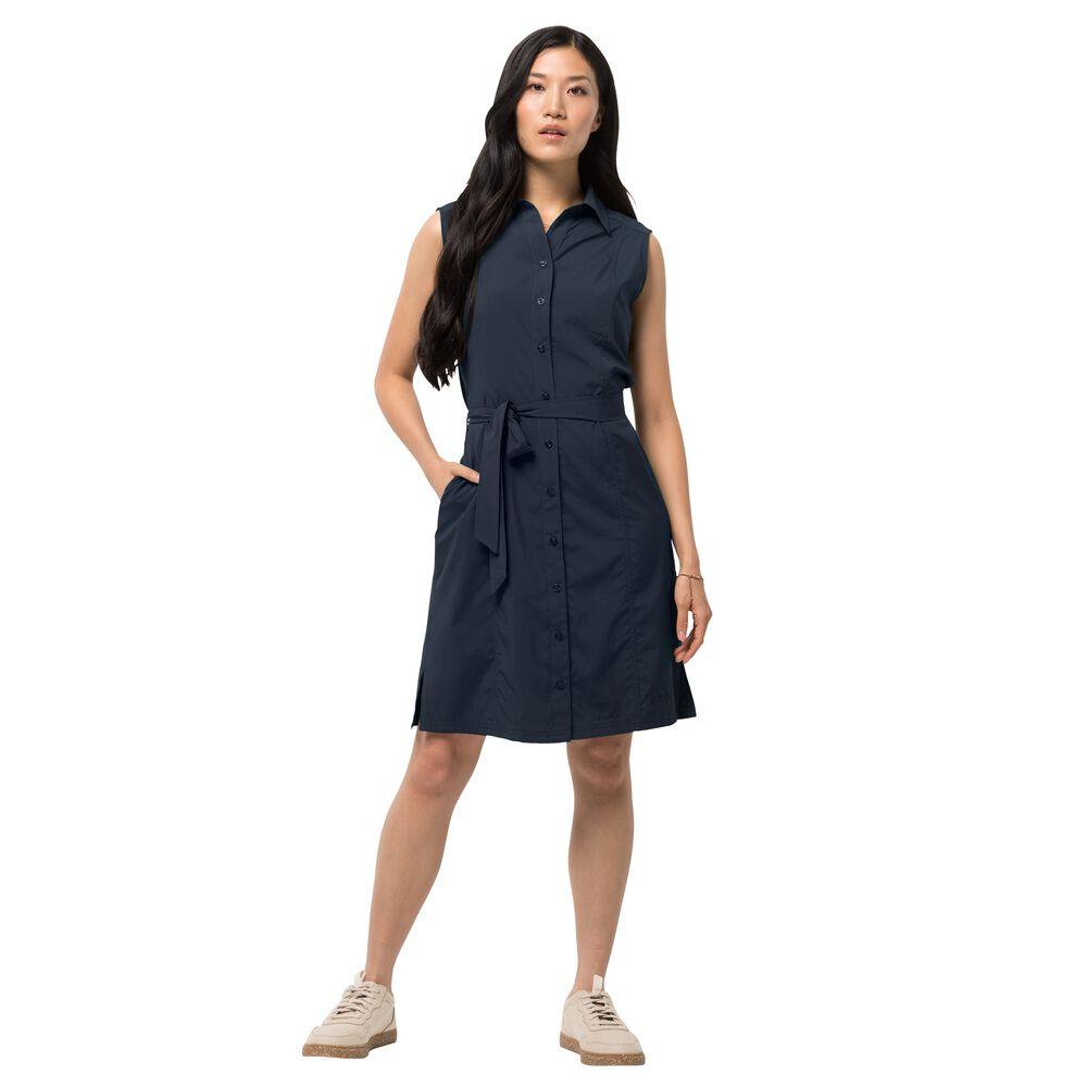 Image of Jack Wolfskin Blusenkleid Frauen Sonora Dress L blau midnight blue