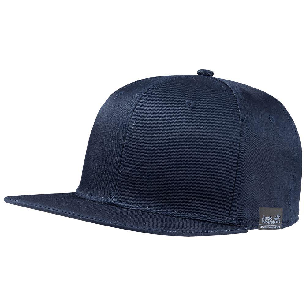 Image of Jack Wolfskin Basecap 365 Flat Cap one size blau night blue