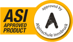 ASI Approved logo