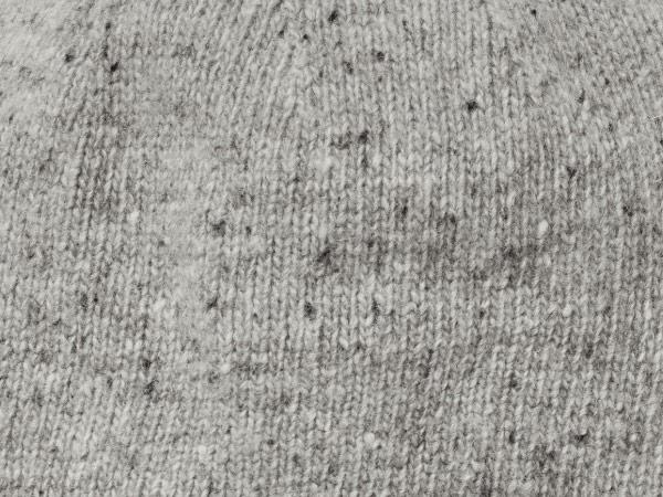 Gros plan de la laine