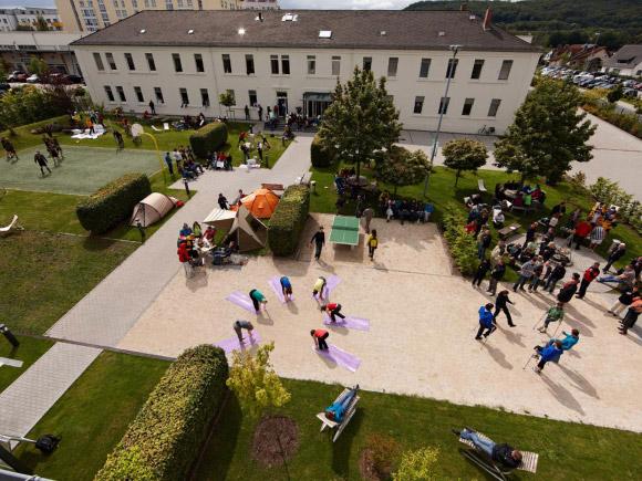 Hauptquartier in Idstein