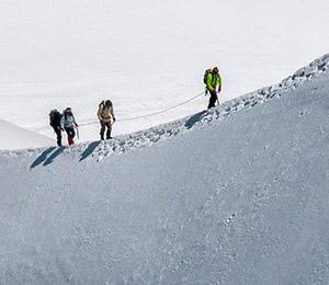 Formation alpinisme avec ASI Reisen